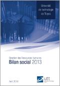 bilan social 2013